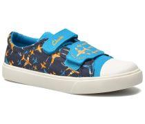Tricer Jet Sneaker in blau