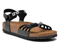 Bali W Sandalen in schwarz