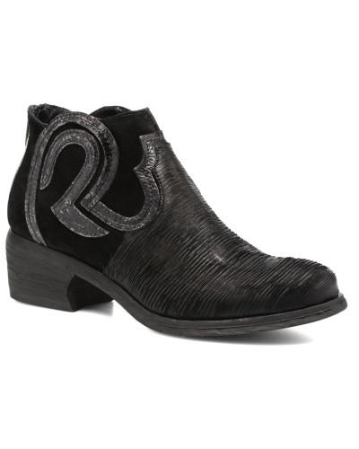 Khrio Damen Feabese Stiefeletten & Boots in schwarz Billig Verkauf Beliebt Zu Verkaufen Sehr Billig Echt Günstiger Preis 3WVxpNU9q