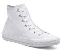 Chuck Taylor All Star Gemma Twill Hi Sneaker in weiß