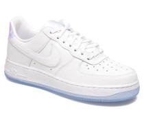 Wms Air Force 1 '07 Prm Sneaker in weiß