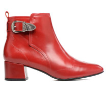 90's Girls Gang Boots #6 Stiefeletten & in rot