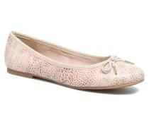 Dahlia Ballerinas in beige