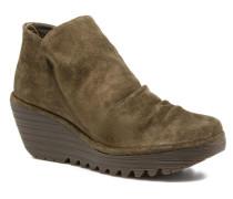 Yip Stiefeletten & Boots in braun