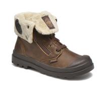 BGY L ZIP FS K Stiefeletten & Boots in braun