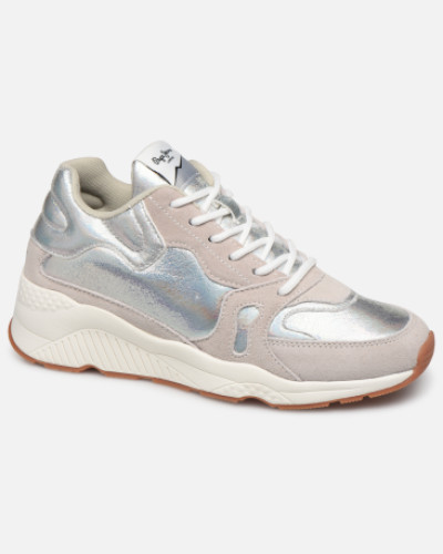 Harlow Up Reflect C Sneaker in silber