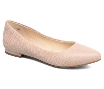 Vinyle Ballerinas in rosa