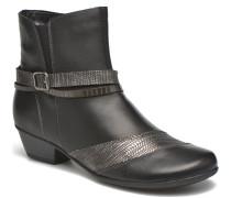 Julie D7397 Stiefeletten & Boots in schwarz