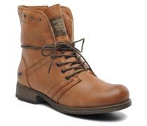 Bigz Stiefeletten & Boots in braun