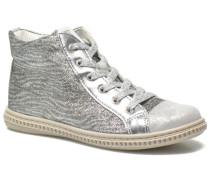 Etty 7 Sneaker in silber