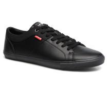 Woods Sneaker in schwarz