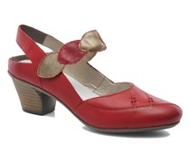 Petal 45059 Pumps in rot