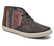 Safari Tejidos Etnicos Sneaker in grau