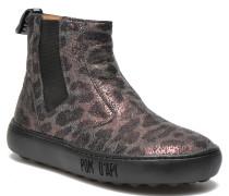 Walk jodpur basic leo vintage Stiefeletten & Boots in schwarz