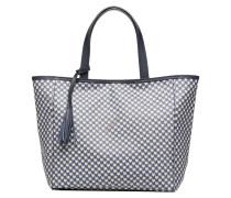 Cabas Parisien Porté Main Handtaschen für Taschen in blau