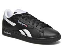 Npc Uk Retro Sneaker in schwarz