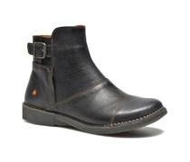 Bergen 917 Stiefeletten & Boots in schwarz