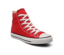 Chuck Taylor All Star Hi W Sneaker in rot