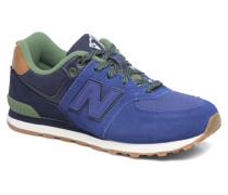 KL574 M Sneaker in blau
