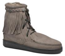 SHEEPSKIN TRAMPER Stiefeletten & Boots in grau