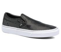 Classic Slip On W Sneaker in schwarz