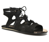 Mori 2 Sandalen in schwarz