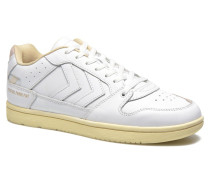 Pernfors Power Play Sneaker in weiß