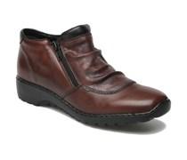 Torti L6052 Stiefeletten & Boots in weinrot