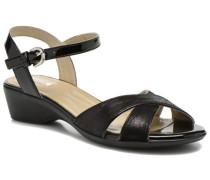 D NEW CORAL C D62S3C Sandalen in schwarz