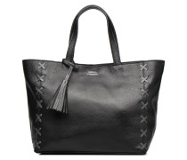 CABAS PARISIEN M Cuir grainé Handtaschen für Taschen in schwarz