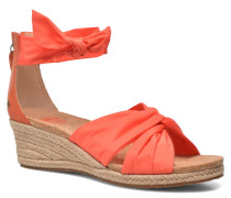 Starla Sandalen in orange