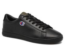 Low Cut Shoe 919 LOW PATCH LEATHER Sneaker in schwarz