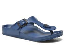 Gizeh EVA Sandalen in blau