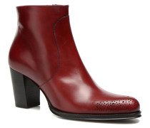 Aimos Stiefeletten & Boots in rot