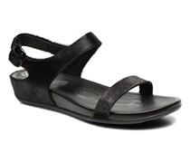 Banda Micro C Sandalen in schwarz