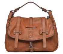 Bernadette Satchel bag Handtaschen für Taschen in braun