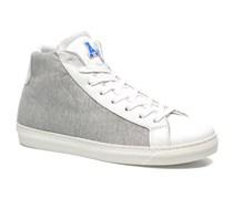 Fleecy M Sneaker in grau