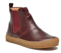 Start boots jodzip runner Stiefeletten & Boots in weinrot
