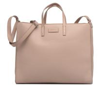 Christy Tote Handtasche in beige