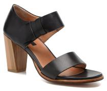 Gloria S198 Sandalen in schwarz