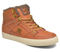 Spartan High WC Sneaker in braun