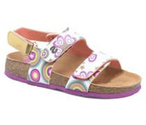 Bio Velcro Sandalen in mehrfarbig