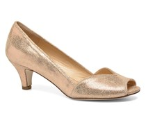 AMUT Pumps in goldinbronze