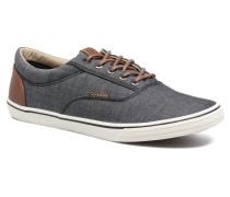 JFW Vision Chambray Sneaker in blau