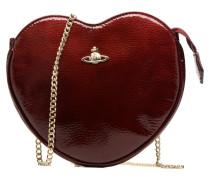 Crossbody Cœur Margate Mini Bags für Taschen in weinrot