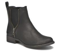 Camilla GM Stiefeletten & Boots in schwarz