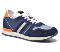 V8 Sneaker in blau