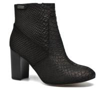 Dylan Basic Snake Stiefeletten & Boots in schwarz