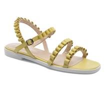 Mazzy sandal Sandalen in gelb
