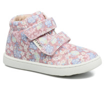 JOJO FLOWERS Sneaker in rosa